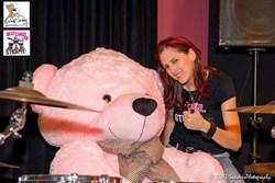 Big Pink Teddy Bear brings Breast Cancer Awareness Month a fun focus