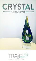 Crystal Ski Holidays Award for Best Ski Tour Operator