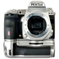 Pentax K-3 Silver Special Edition Digital SLR Camera