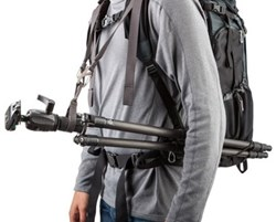 MindShift Gear's Outdoor Photography Tripod Suspension Kit Allows for Hands-free Mobility