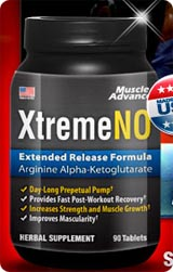 Xtreme No The Natural Most Powerful Muscle Building Supplement