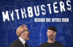 "Mythbusters ""Behind the Myths"" tour"
