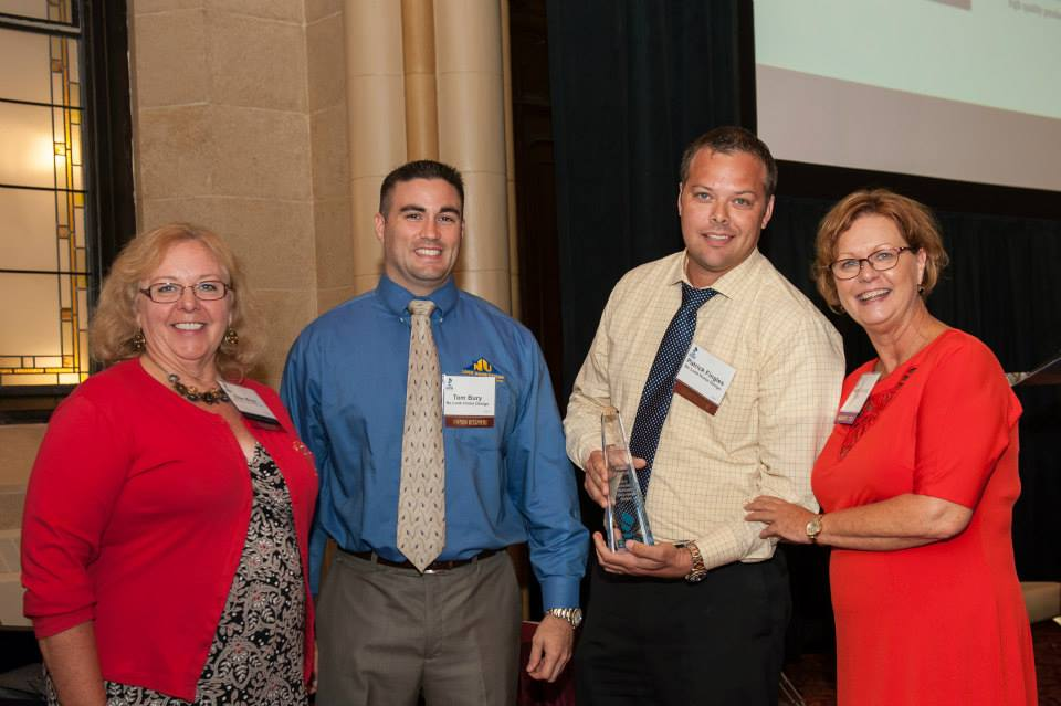 Nu Look Home Design Inc. Was Bestowed the 2013 Torch Award by The ...