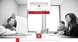Middleton Raines Hubspot COS web design