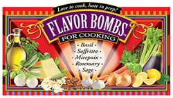 Flavor Bombs Gluten Free Cooking Bases