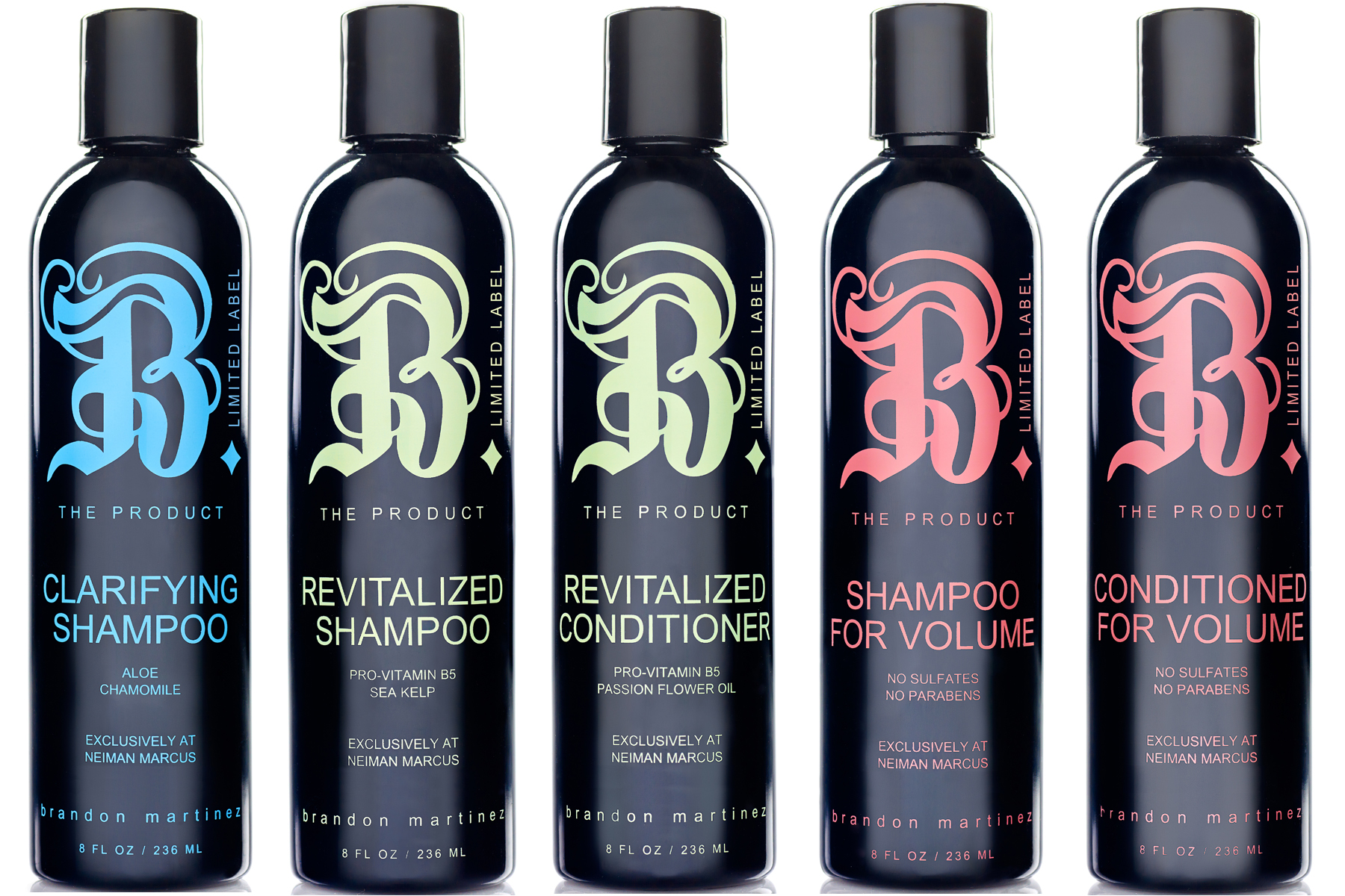 hair care marcus neiman exclusively limited label stores launch sold