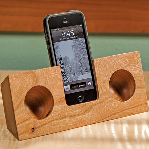 Rockler Amps Up IPhone Music With New Koostik Kit