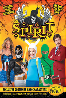 spirit halloween catalog - Halloween Catalogs