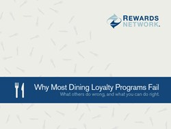Why most dining loyalty programs fail