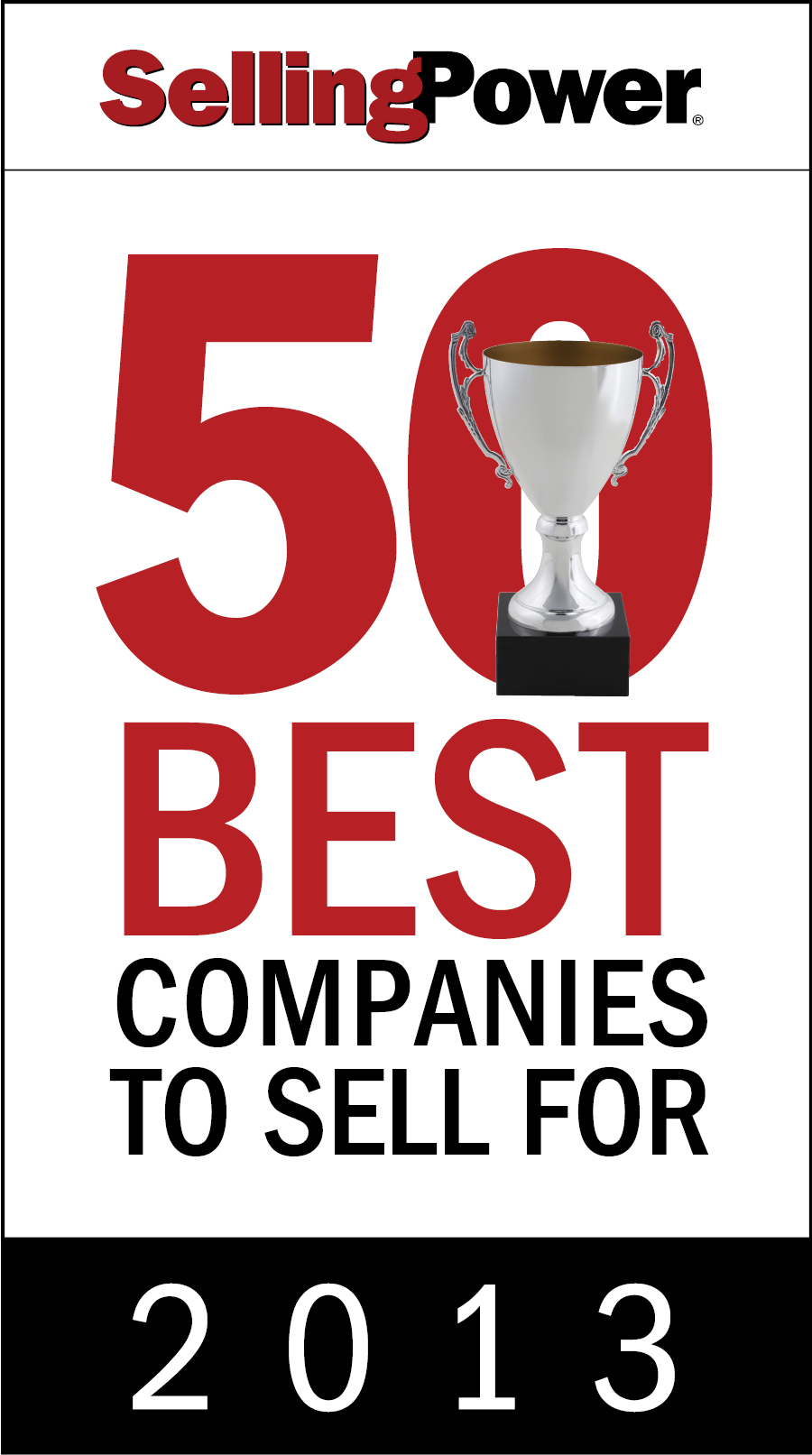 "Selling Power Releases 2013 ""50 Best Companies To Sell For"