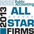 Smart Devine is Selected As a 2013 All-Star and Fastest Growing Firm...