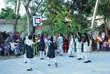 Barefoot Basketball