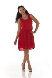 A2M USATM  Introduces Lily Short Dresses in Red, Blue and Black