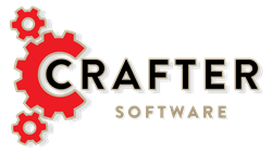 Crafter Software Logo