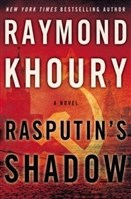 Signed book Rasputin's Shadow by Raymond Khoury
