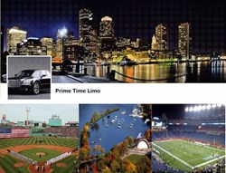 Prime Time Limousine, limo, transportation, airport service, luxury, private car
