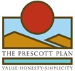 The Prescott Plan logo