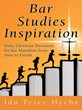 """New Book """"Bar Studies Inspiration"""" Helps Law Students..."""