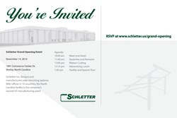 Clean Energy Grand Opening Invite