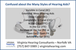 Virginia Hearing Consultants Publishes User-Friendly Guide to Hearing Aid Choices