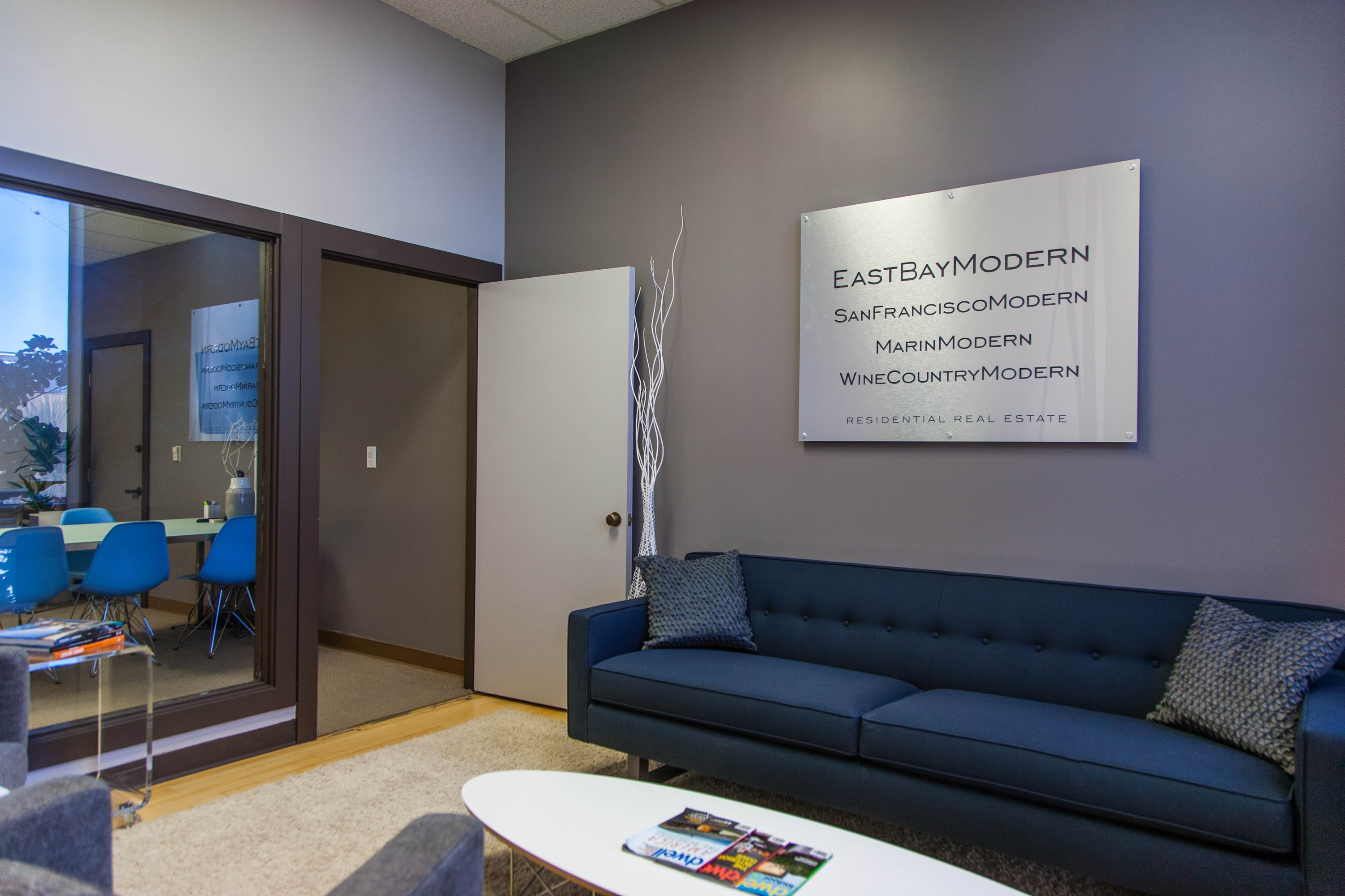 Modern Furniture East Bay east bay modern real estate opens new office in oakland's jack