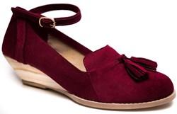 red shoes, bhava, vegan, vegan fashion, vegan shoes