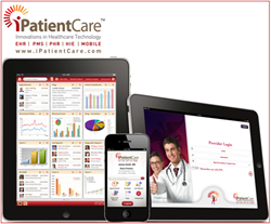 Patient's Care on iPAD/iPhone with iPatientCare