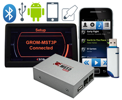 GROM-MST3P adapter for Audi with MMI 2G