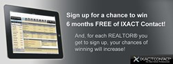 IXACT Contact Gives Away 6 Months Free of Its Real Estate CRM