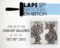LAPS Exhibition at CSUN