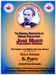 Gold Award for El Punto in Outstanding Latin American Cultural Article