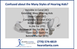 Prominent Atlanta Audiologist, Atlanta Hearing Associates, Releases...