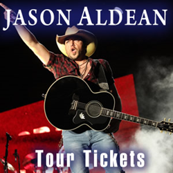 Kenny Chesney And Jason Aldean Concert Tickets