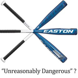 Easton Aluminum Baseball Bat Injury Lawsuit