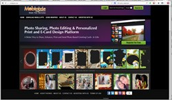 MobiPixie - Mobile Photsharing and Card Design Platform