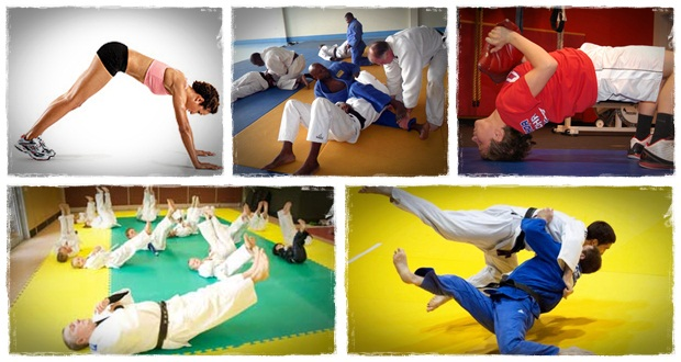 Workouts For Judo