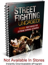 self defense moves how street fighting uncaged