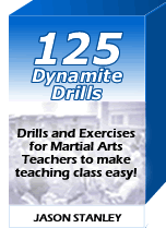 martial arts instructor how 125 dynamite drills