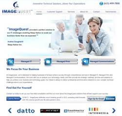 New ImageQuest Website