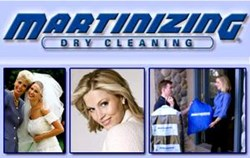 Logo Martinizing Dry Cleaning Milwaukee