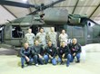 Summit Racing and Harley-Davidson Racers Visiting Troops in Kosovo During 2012 Operation Appreciation