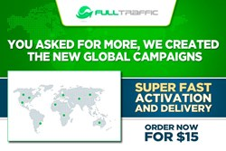 Global Traffic Campaigns