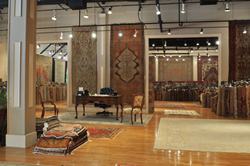 Surena Rugs Showroom in Atlanta