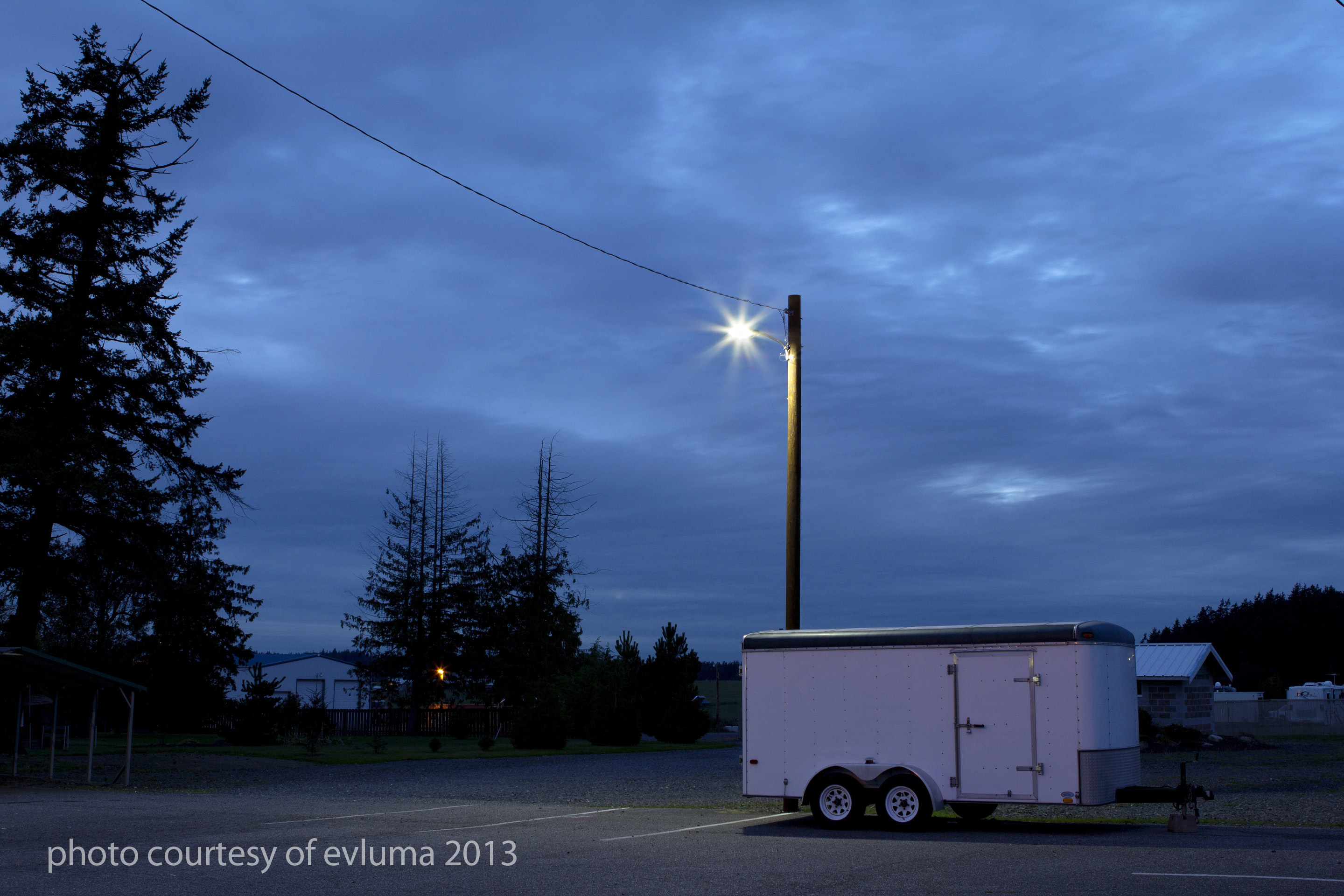 Areamax Led Light Fixture Receives International Dark Sky