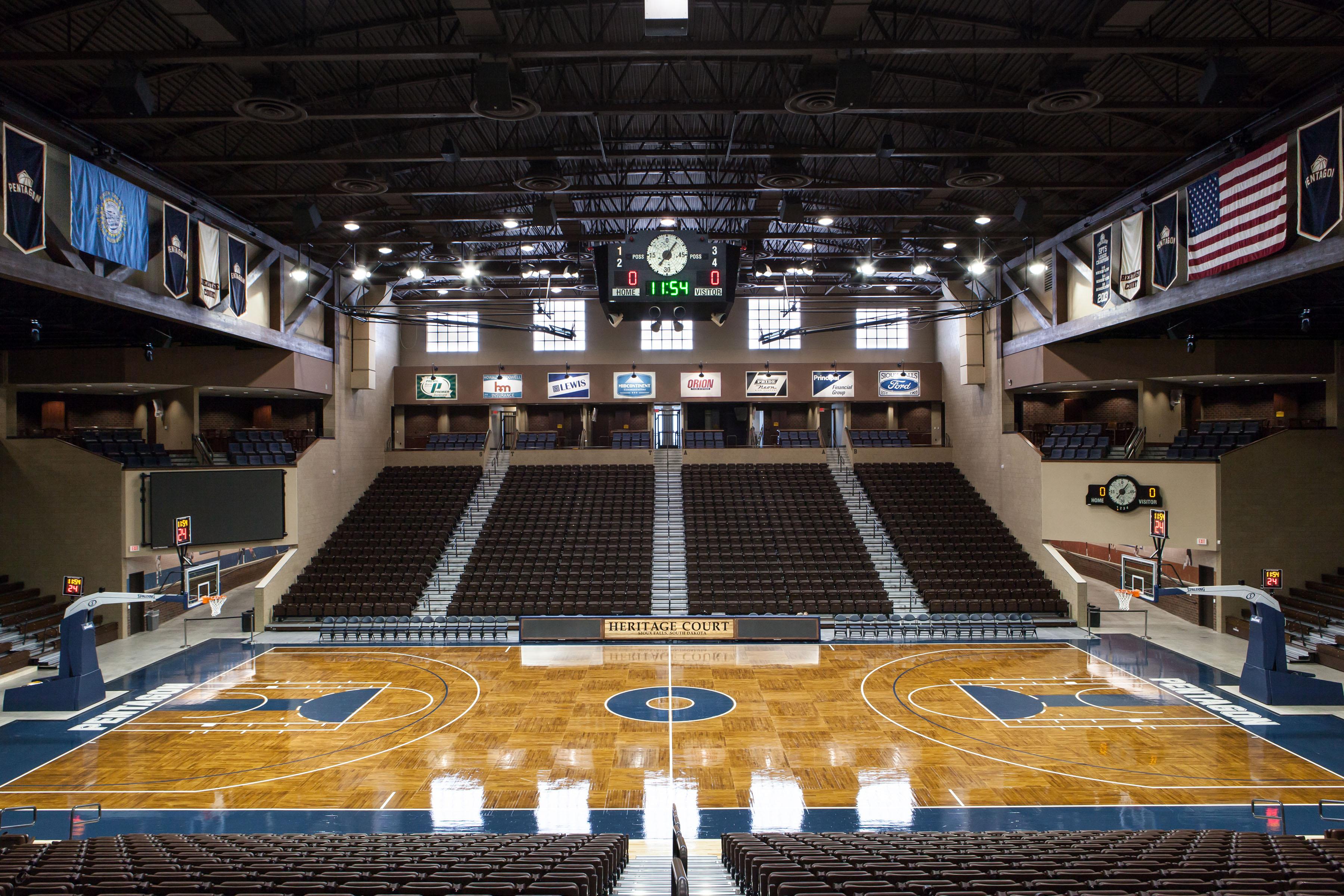 Sanford Pentagon Anchors Unique Sports Complex In The