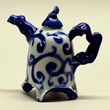 teapot by Euginia Frith Meltzer