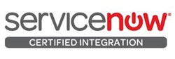 ServiceNow Certified Integration Partner logo
