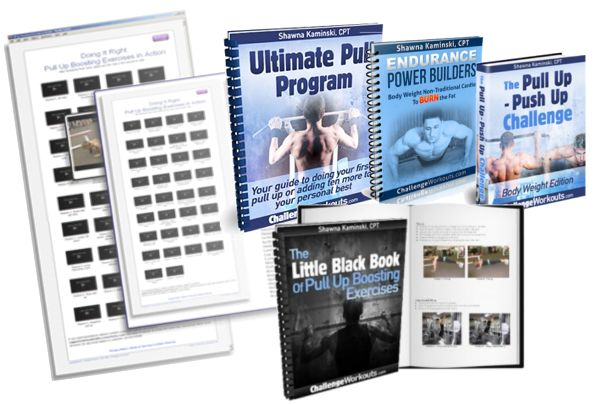Workout Plan For Women How Ultimate Pull Up Program