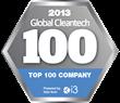 Global Cleantech 100 eBadge