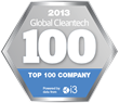 Global Cleantech 100 eBadge